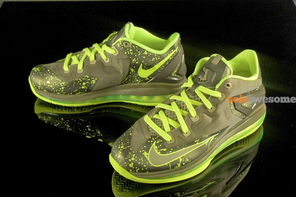 d401a916a7b3 Grade School Version of LeBron 11 Low Uses LeBron 8 V 2 Outsole ...