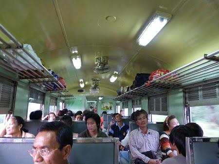 Tren Thailanda clasa III