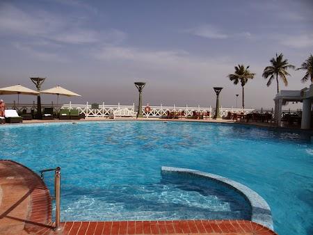 Piscina Hotel Hyatt Muscat