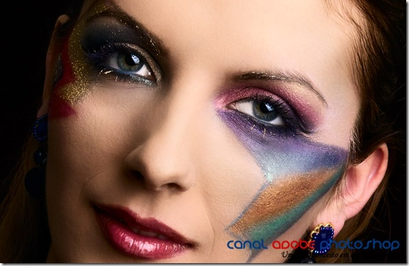 Tutorial Photoshop_ Contraste Lab Color