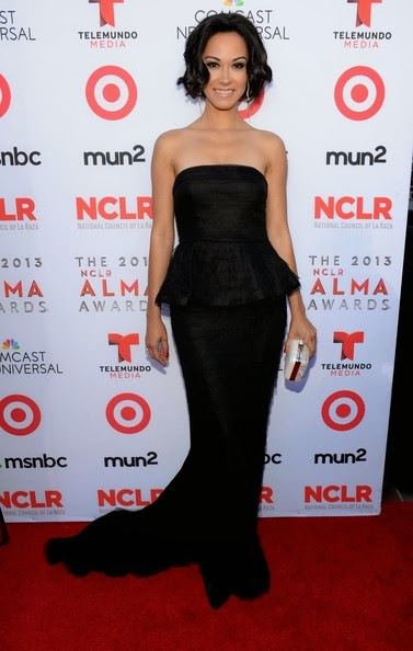 Jael de Pardo 2013 NCLR ALMA Awards Red Carpet anmry36vk2Tl