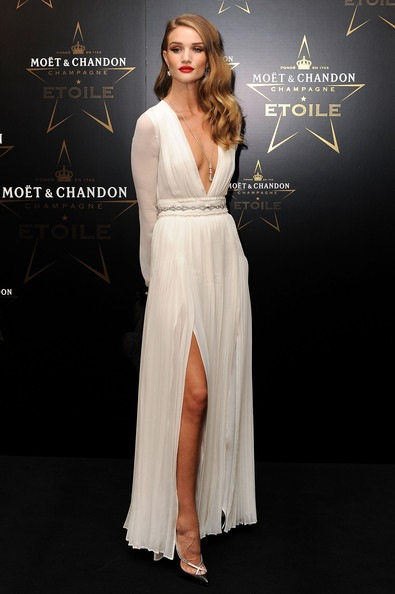 Rosie Huntington Whiteley Moet Chandon Etoile Award