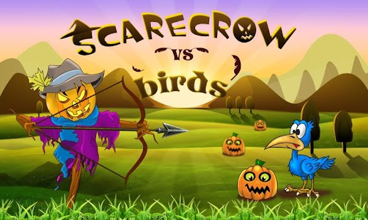 ScareCrow vs Birds