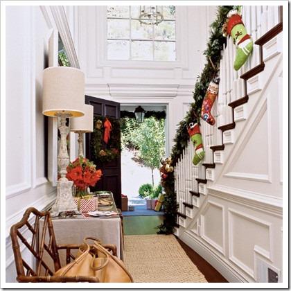 Coastal living Staircase