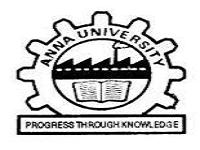 Anna University TANCET 2013