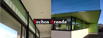 Techos aluminio Durango