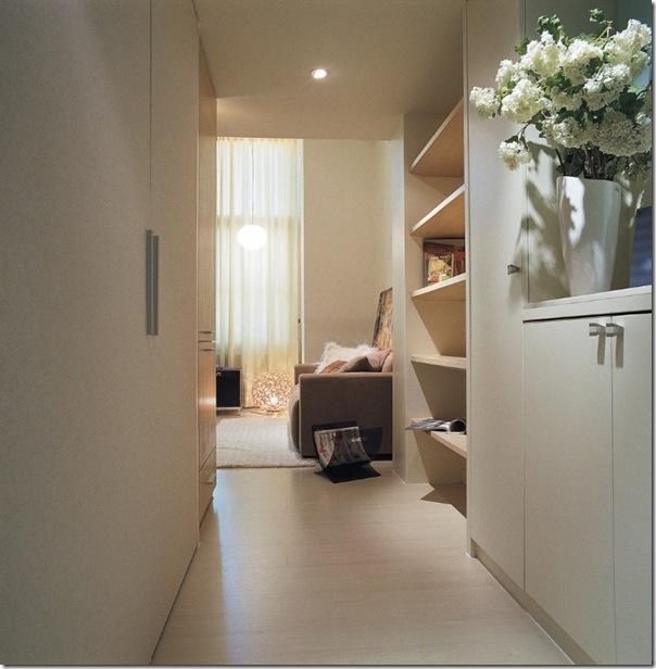 Piccoli spazi casa a taiwan case e interni for Mobili piccoli spazi