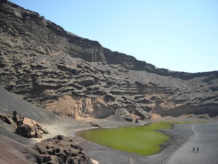 Laguna El Golfo Lanzarote