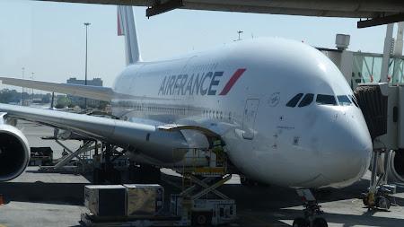 Aeroportul Johannesburg: Air France Airbus 380