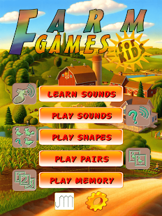 Farm Games for Kids FREE- screenshot thumbnail