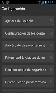 Dolphin Browser V9 - screenshot thumbnail
