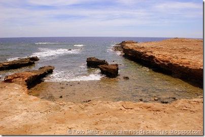 8033 Costa de Arinaga(Punta del Cabrón)