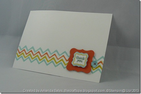 Petite Curly Label Punch, Pretty Petites, The Craft Spa, Sale A Bration, SAB, SU, Stampin Up  (1)