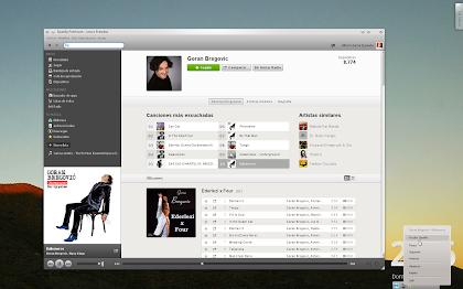 Spotify en openSuse/KDE4