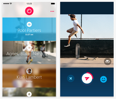 Skype Qik: Group Video Messaging App for iPhone and Android