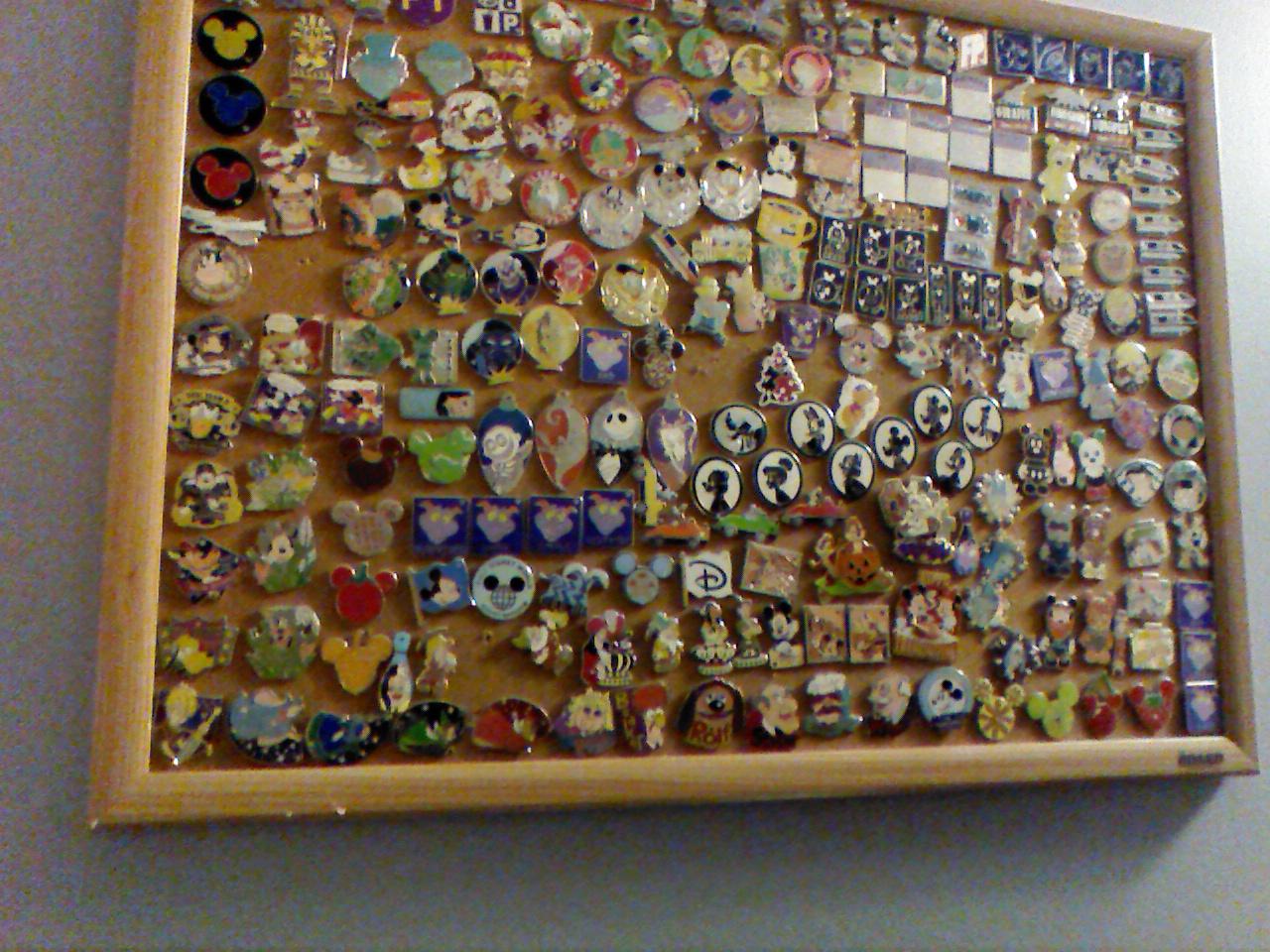 The Disney Pin Collector