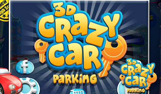 3D Crazy Car Parking- screenshot thumbnail