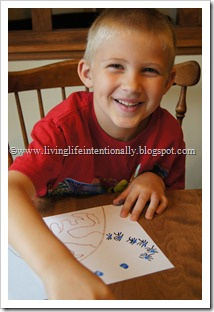 Ant Hill Craft for Preschoolers