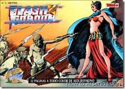 P00003 - Flash Gordon #3