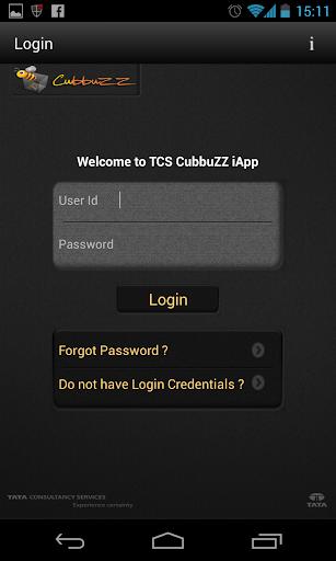TCS CubbuZZ iApp