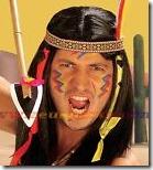 maquillaje de indio apache (6)