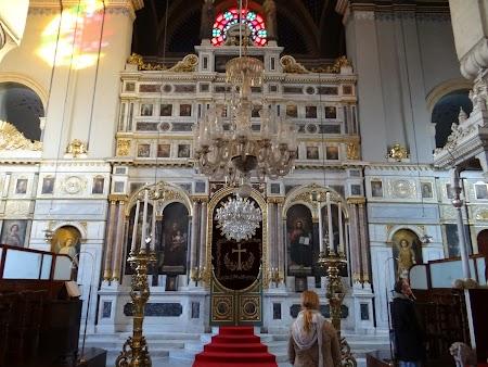 Obiective turistice Istanbul: Biserica Sfanta Treime