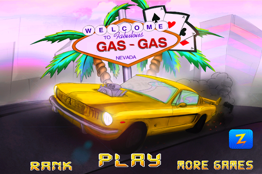 Top Gas Gas - Free 3D