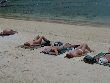 Topless in Phi Phi