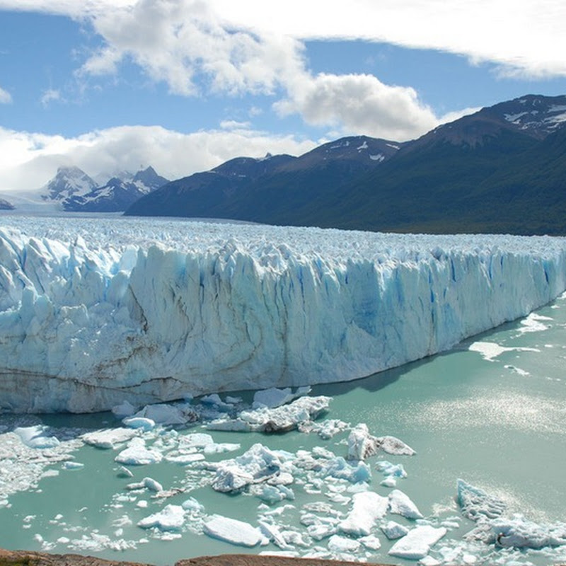 Perito Moreno Glacier Collapse
