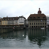 Rathaussteg, Rathaus, Luzern