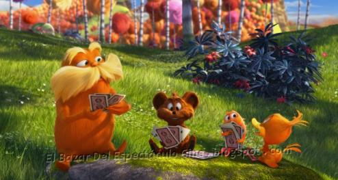 As Trufulas Existe Everybody Needs A Thneed Lorax