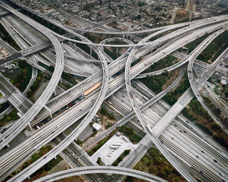 Edward Burtynskys Photos Of Industrial Landscapes