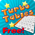 Turbo Tables Free icon
