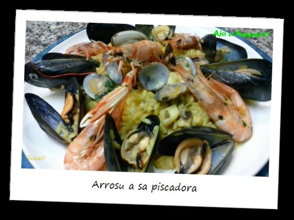 Immagine del piatto arrosu a sa piscadora