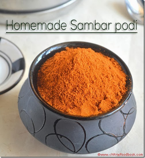 Sambar-powder-recipe-homemade