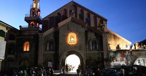 El Toro Bumingo St Clement Parish Church Angono Rizal