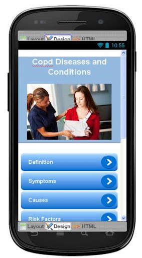 COPD Disease Symptoms
