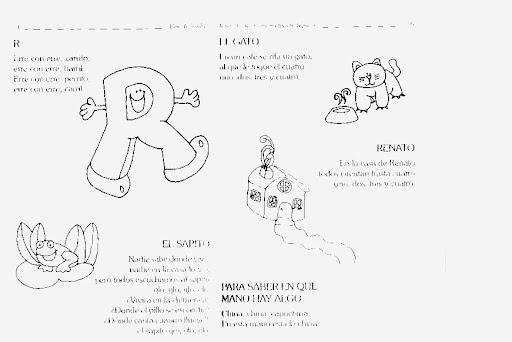 Cuentos Infantiles Cortos Para Colorear E Imprimir Imagui: Poesias Infantiles Con Rimas