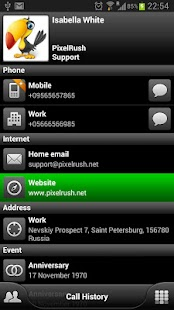 PixelPhone [T] – Black Green - screenshot thumbnail