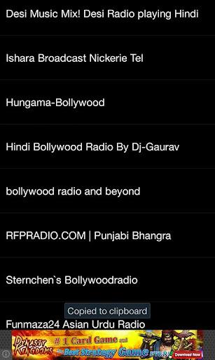 Live Radio - India