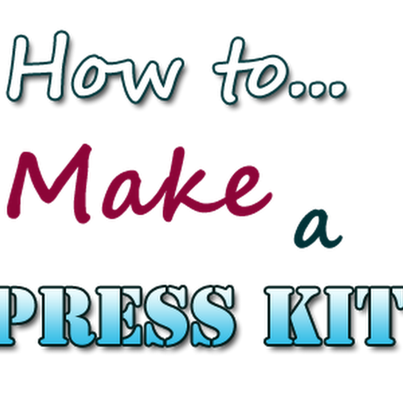 How to Make an Artist Press Kit - Examples