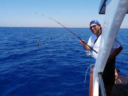 Pescuit in Cipru