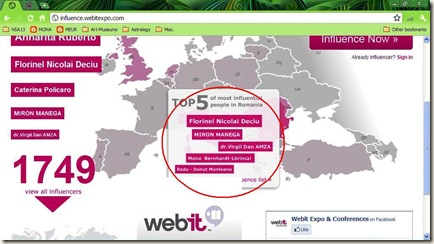 02 Romania Top 5 Webit 2011
