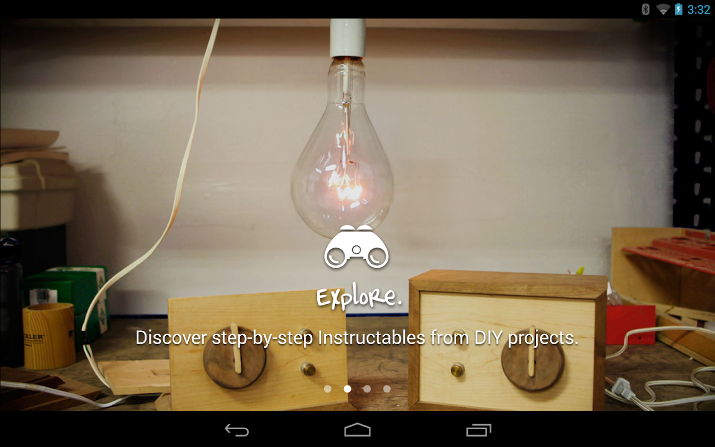 Instructables - screenshot