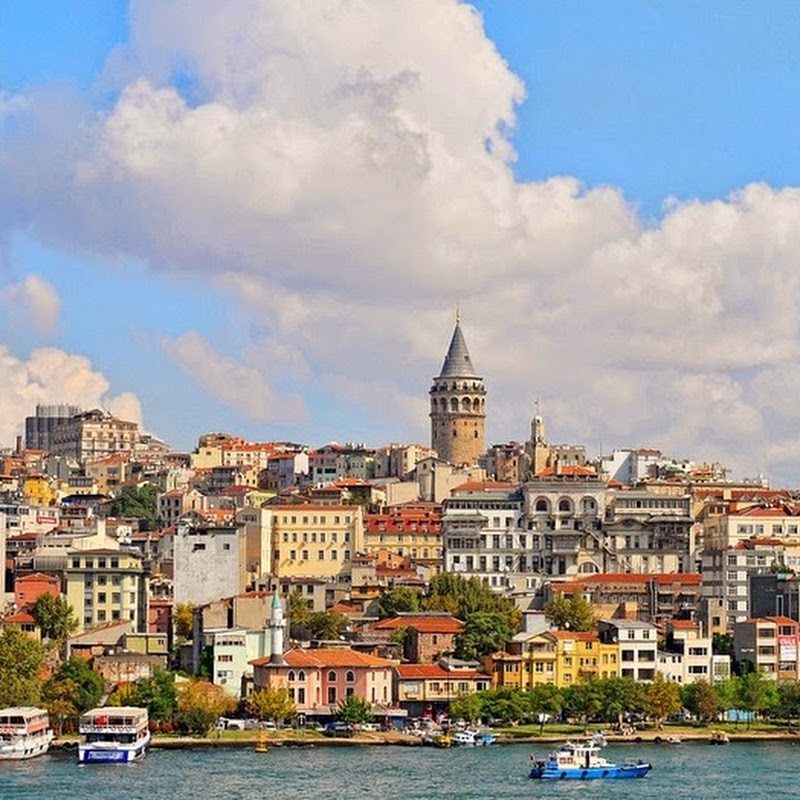 Istanbul, The City That Lies in Two Continents