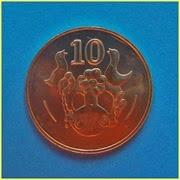 Chipre 0.10 Libras