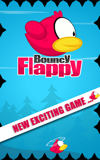 玩免費休閒APP|下載Bouncy Bird app不用錢|硬是要APP