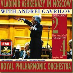 Rachmaninov Concierto piano 2 Gavrilov Ashkenazy