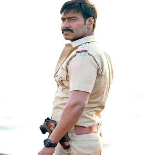 Wallpapersi18.Com: Ajay Devgan Singham Movie Wallpapers ...