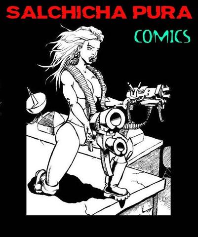 Shemale blogger comics